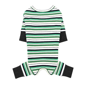 Stripes Overall - Green