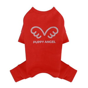 PuppyAngel MAC Wing Coverall - Red