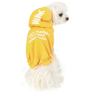Magagio Raincoat Vest - Yellow