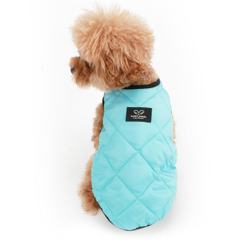 PuppyAngel MAC CALCARY Padded Vest - Blue