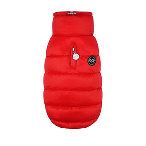 PuppyAngel Double Padding Vest in Red