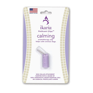Ikaria PetScent Aromatherapy Clip in Calming