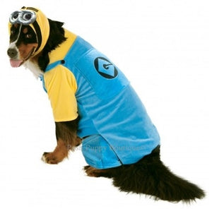 Minion Despicable Me 2 Dog Costume