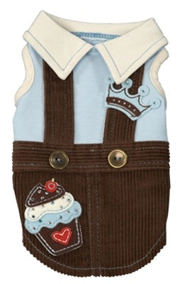 Royal Sweet Treat Overalls