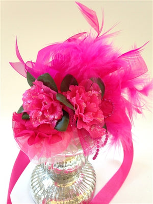 The Azaleas are in Bloom Hat