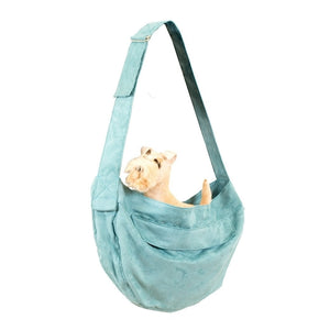 Susan Lanci Cuddle Carrier Bimini Blue