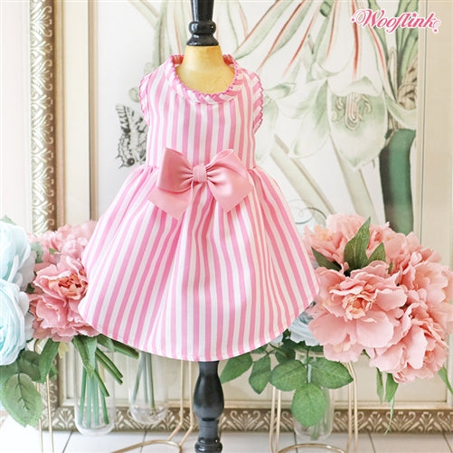 Hello Sunny Days Dress in Pink