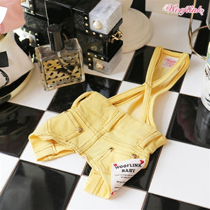 Wooflink Must-Have Pants Yellow