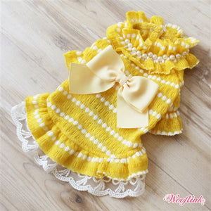 Wooflink What To Wear Dress - Yellow