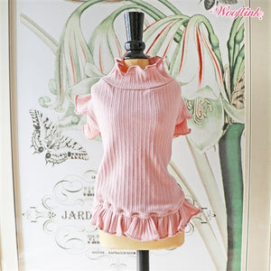 Wooflink Bella Top - Pink