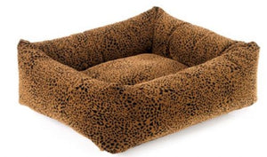 Urban Animal Microvelvet Dutchie Bed