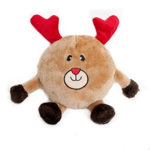 Holiday Brainey Reindeer Toy