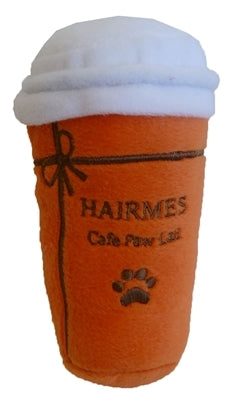 Hairmes Cafe Paw Lait Plush Toy