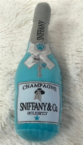 Sniffany & Co Champagne Plush Toy