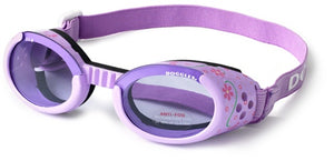 Lilac Flower ILS Doggles
