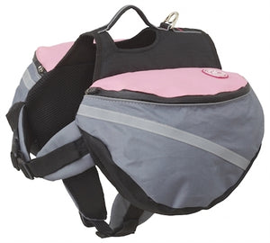 Pink-Gray Extreme Backpack