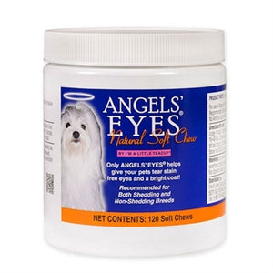 Angels' Eyes Natural for Dogs Soft Chews Chicken Formula- 120 ct
