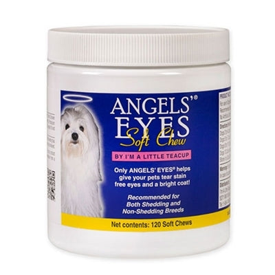 Angels' Eyes for Dogs Soft Chews Chicken Formula - 120 ct