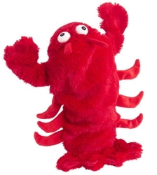 Plush Bottle Lobster Toy