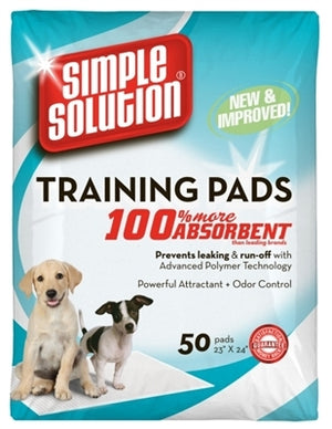 Disposable Original Training Pads - 50 Pad Pack