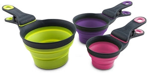 KlipScoop Portion Control - Medium in Many Colors