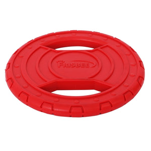 Frisbee Chew And Fetch Teether Dog Toy