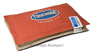Grenadine Touchdog Sporty Shock-Stitched Reversible Rectangular Thick Dog Mat