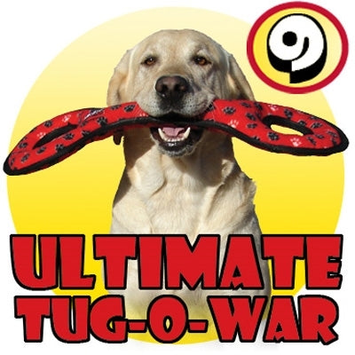 Tuffy's Ultimate Tug-O-War Toy