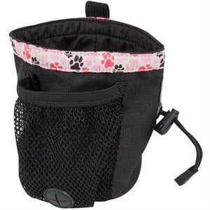 Pitter Patter Pink Snack Caddie