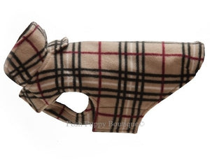Whistler Winter Wear V2 Coat- Tan Tartan
