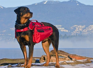 Ultimate Trail Pack in Red