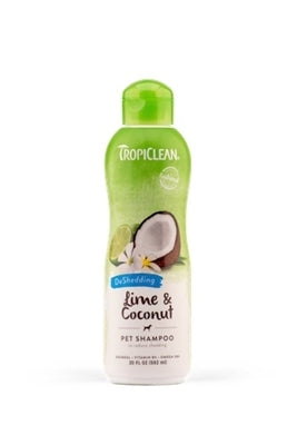 TropiClean Lime and Coconut Shampoo - 20oz