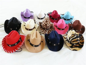 Cowboy Hats - Many Colors