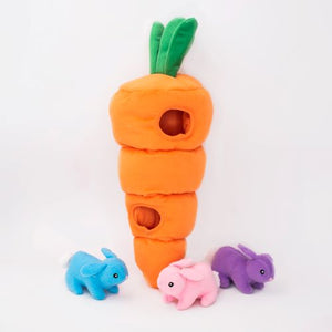Zippy Burrow - Easter Carrot