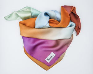 Ombré Scarf Collection: Kiki
