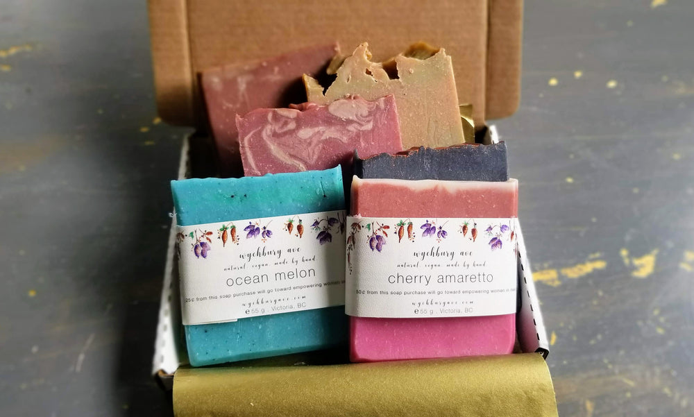 6 Month Soapscription | Soap Subscription Box