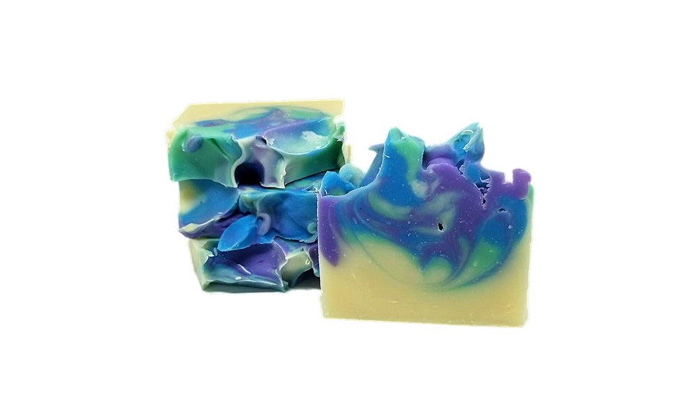 Load image into Gallery viewer, Ocean Soap | Handmade Beach Soap | Fresh Soap Made in Canada