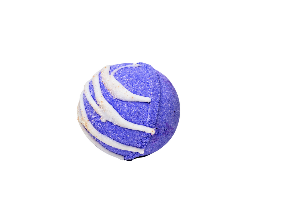 Load image into Gallery viewer, Bliss Valentine's Bath Bomb | Bergamot Jasmine Bath Bomb