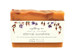 Eternal Sunshine Palm oil-free Soap | Satsuma Pomegranate Handmade Soap