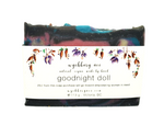 Goodnight Doll Vegan Soap | Activated Charcoal Soap