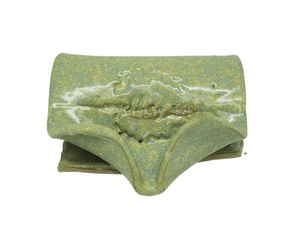 Load image into Gallery viewer, Green Self-Draining Soap Dish | Perfectly Imperfect