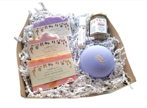 Mother's Day Bath & Body Gift Box | Spa Gift Box | Mother's Day Gift Set