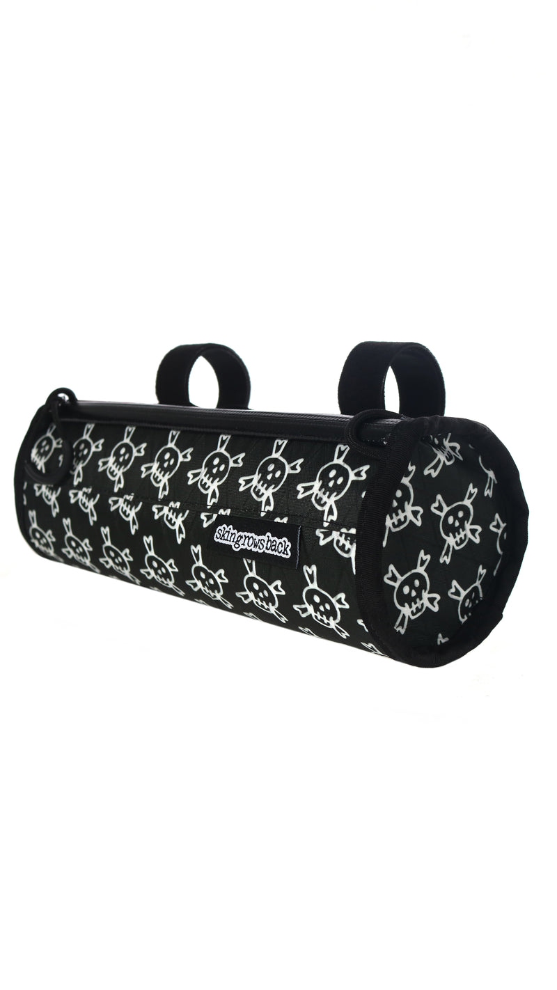 Death Awaits x Skingrowsback Little Lunch Handlebar Bag
