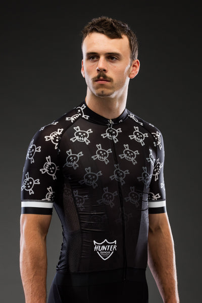 Death Awaits Fade Race Jersey