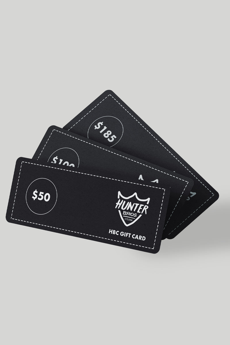 Hunter Bros Cycling Gift Card