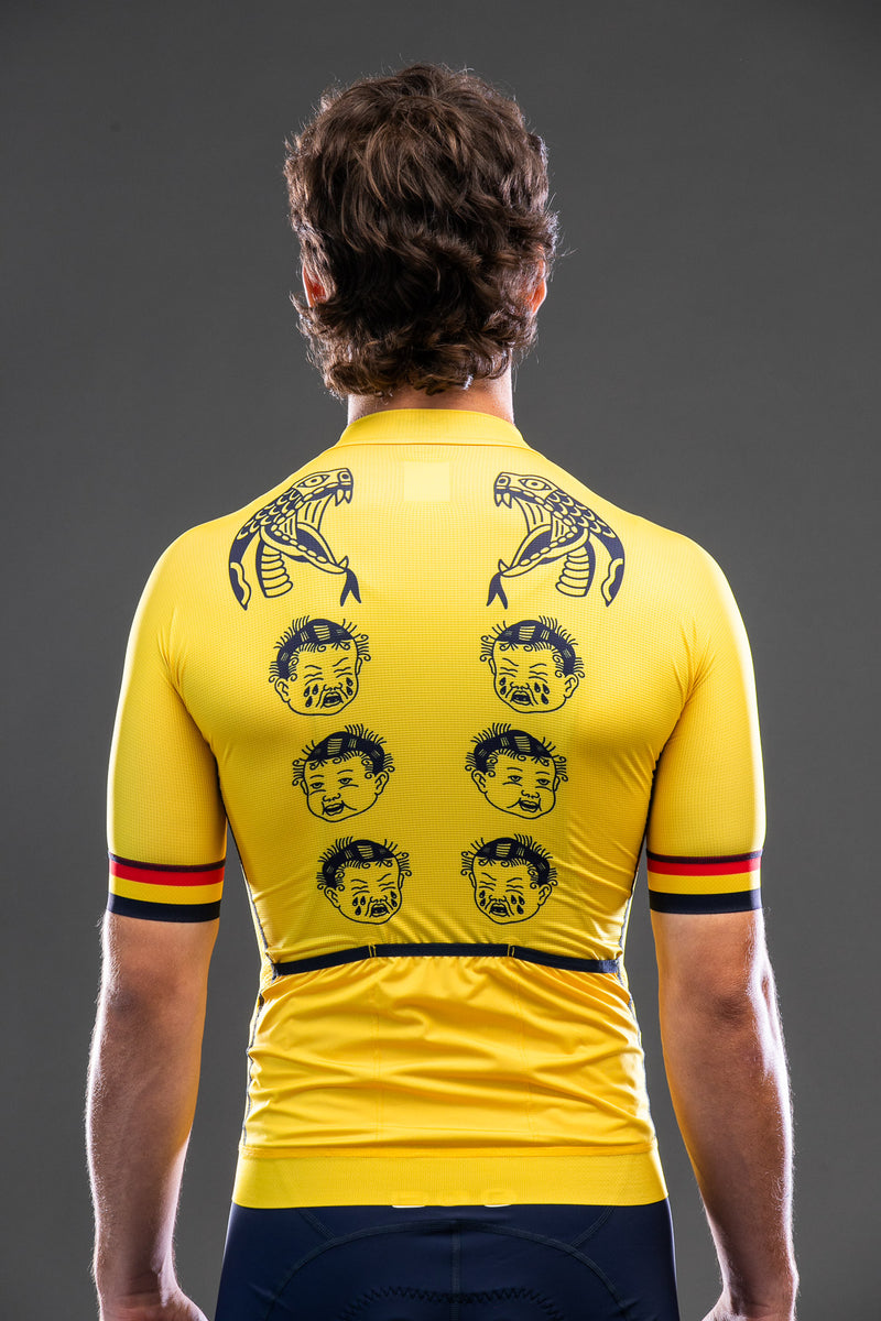 Sweet and Sour Short Sleeve Jersey