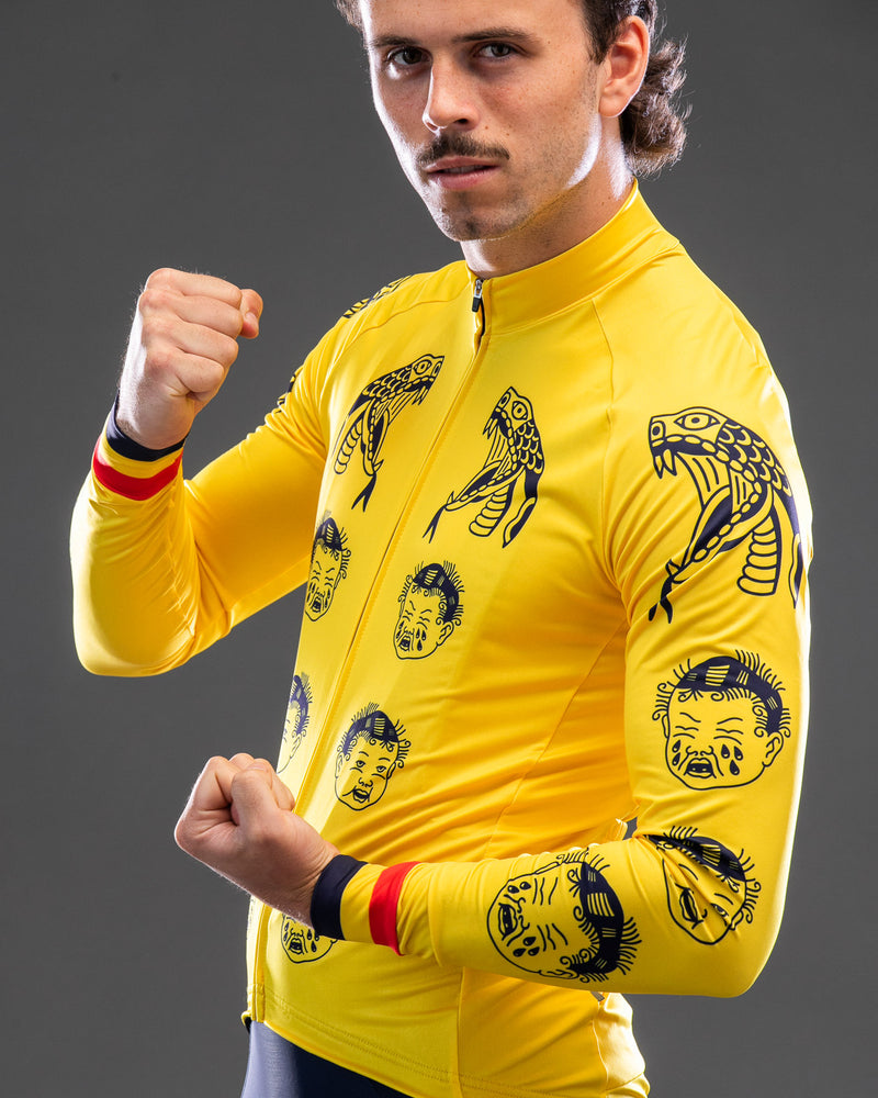 Sweet and Sour Long Sleeve Jersey