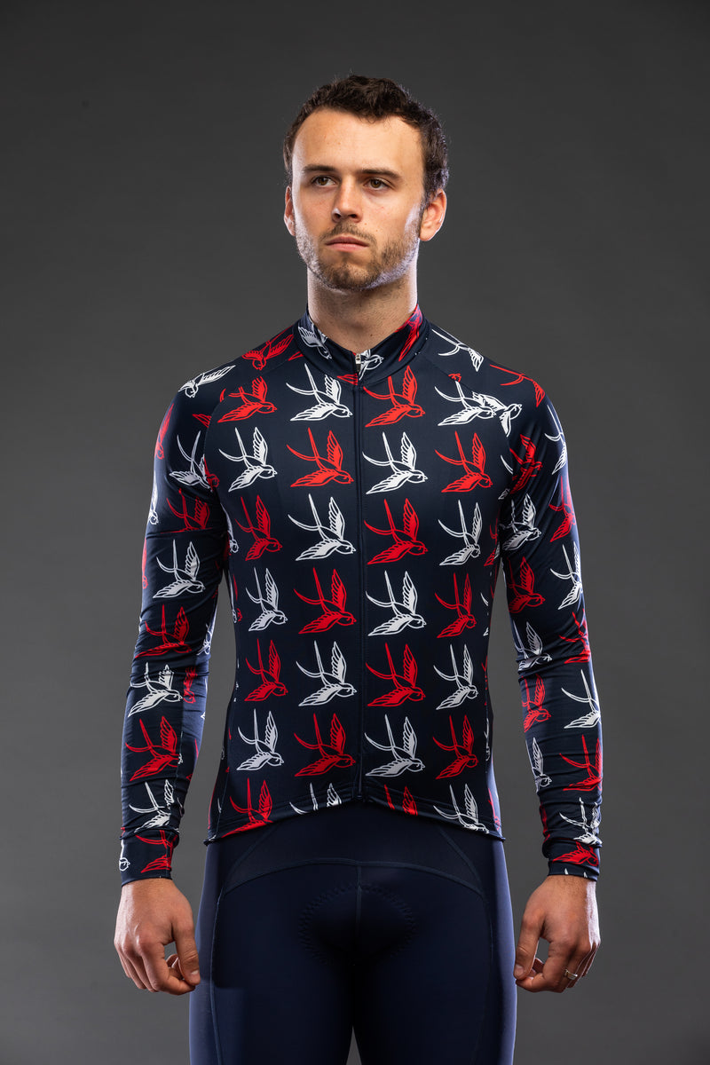 Brooklyn Swallows Long Sleeve Jersey