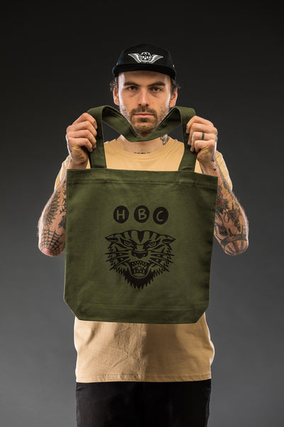 Tiger Tote - Sold Out