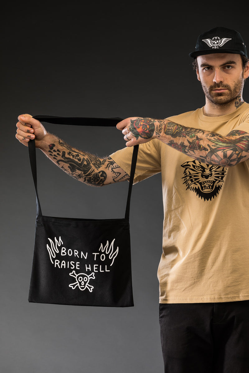Born To Raise Hell Musette
